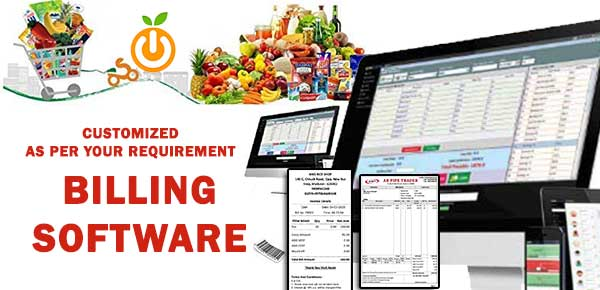 customized billing software