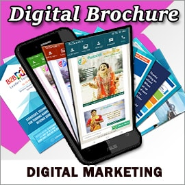 Digital Visiting Card Mini Website